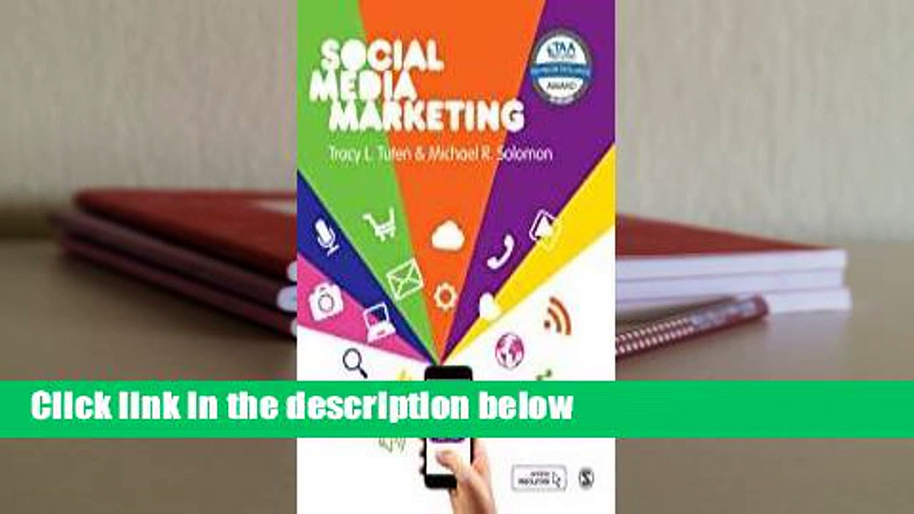 Social Media Marketing  For Kindle