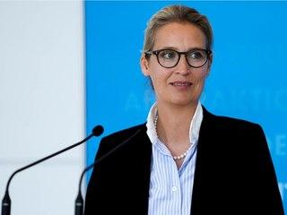 """Bei """"Markus Lanz"""": Alice Weidel lässt sich Ausgangssperre erklären"""