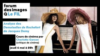 """Analyse des """"Demoiselles de Rochefort"""" de Jacques Demy"""