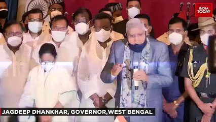 West Bengal Governor urges CM Mamata Banerjee to restore rule of law