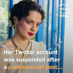Twitter Permanently Suspends Kangana Ranaut's Account Over Controversial Tweet