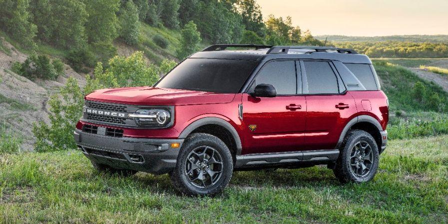El Ford Bronco Sports supera la ruta Hell's Gate en Utah
