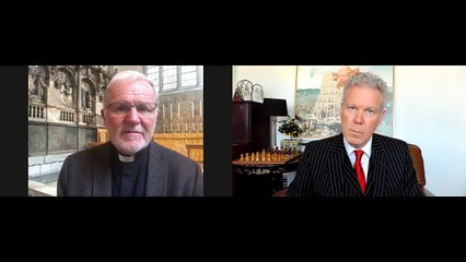Queen's Chaplain Roger Hall  joins Andrew Eborn to discuss  THE SECRET TO A LONG  & SUCCESSSFUL RELATIONSHIP