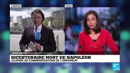 """Bicentenaire de la mort de Napoléon : au Royaume-Uni, """"il représentait l'héritage de la Révolution française"""""""