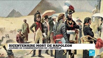 Bicentenaire de la mort de Napoléon : journée de commémorations de l'empereur