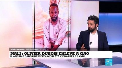 Enlèvement d'Olivier Dubois au Mali : dans quelles conditions le journaliste français a-t-il été kidnappé à Gao ?