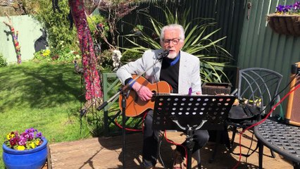 Banbury musician performs 'Today Life Goes On' - a tribute song to those lost in Covid-19 pandemic