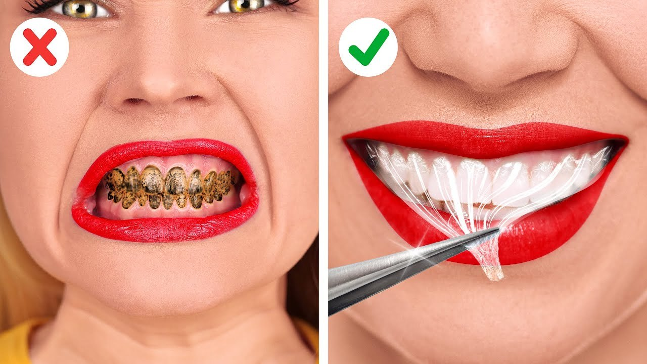 CRAZY BEAUTY HACKS THAT ACTUALLY WORK! || Weird Beauty Ideas by 123 GO Like!