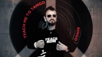 Ringo Starr - Teach Me To Tango