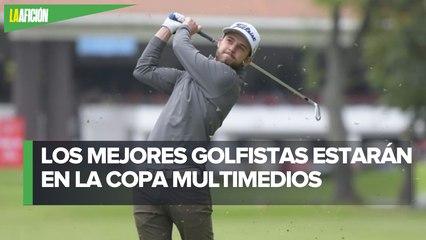 Copa Multimedios, un torneo de alto nivel en el golf