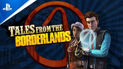 Tales From The Borderlands - Rerelease Trailer - PS5, PS4