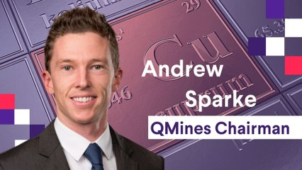 QMines takes its copper-gold strategy to market