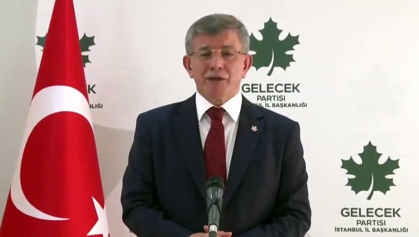 """Ahmet Davutoğlu AKP ve MHP seçmenine seslendi: """"Memnun musunuz?"""""""