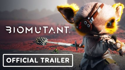 Biomutant - Official May The Furrth Trailer