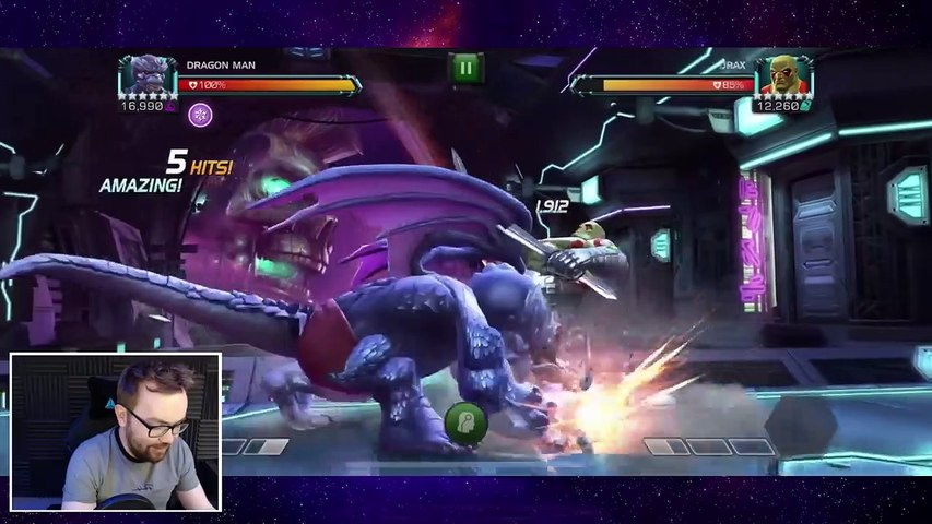 How To Get The Best Rewards - The Ten Ring Tournament Full Guide - Marvel Contest Of Champions