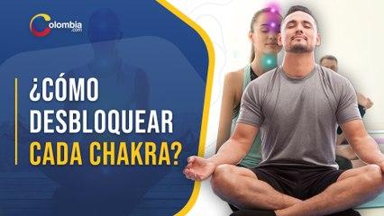 Cómo activar los chakras espirituales que tienes bloqueados en el cuerpo