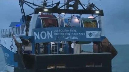 Tensión en el Canal de la Mancha por la presencia de pescadores franceses y barcos británicos