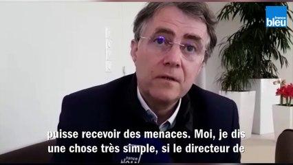 """""""Nous sommes les victimes"""" dit le maire d'Orléans Serge Grouard sur à la polémique liée au documentaire sur Jeanne d'Arc"""