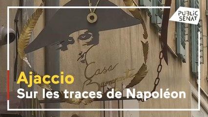 Ajaccio : sur les traces de Napoléon