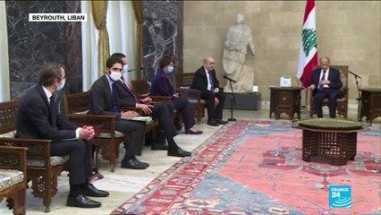 Crise au Liban : le chef de la diplomatie française en visite à Beyrouth