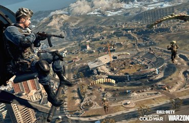 New features coming to Call Of Duty: Warzone