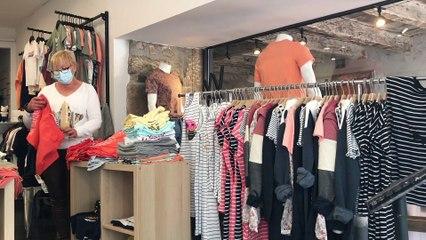 Les boutiques de vêtements préparent leur rentrée