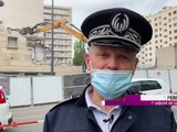 Le commissariat de Saint-Etienne en travaux jusqu'en 2023 - Reportage TL7 - TL7, Télévision loire 7
