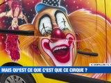 A la Une : Qu'est ce que c'est que ce cirque ? / Les commerces se préparent / Le commissariat de Saint-Etienne en travaux jusqu'en 2023 - Le JT - TL7, Télévision loire 7