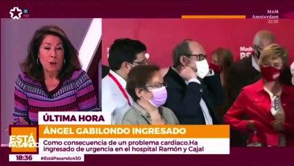 Lola Carretero confirma que lo que ha sufrido Ángel Gabilondo ha sido una arritmia cardiaca mientras se iba a vacunar