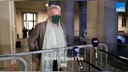 Didier Noyer au quatrième jour d'audience du procès de Nordahl Lelandais