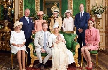 La familia real británica se vuelca con Archie en su segundo cumpleaños