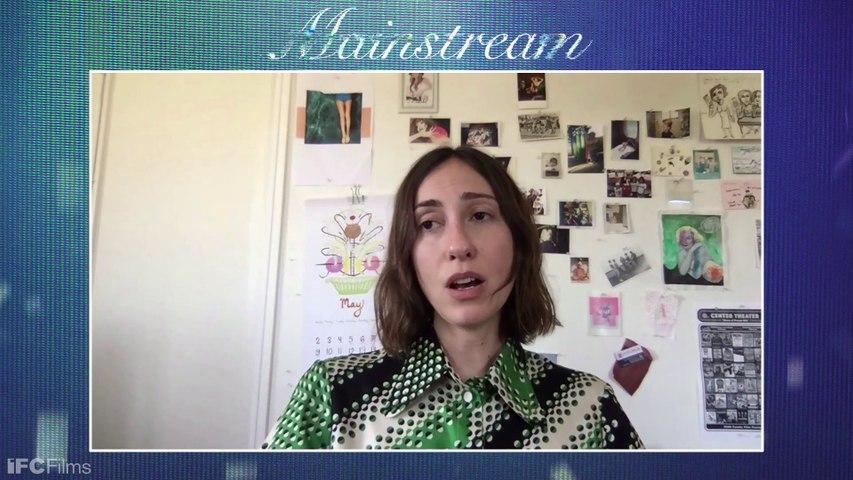 """IR Interview: Gia Coppola For """"Mainstream"""" [IFC]"""