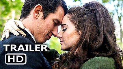 THE LAST LETTER FROM YOUR LOVER Trailer (2021) Shailene Woodley, Felicity Jones