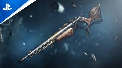 Destiny 2- Season of the Chosen - Dead Man's Tale- Exotic Scout Rifle Trailer - PS5, PS4