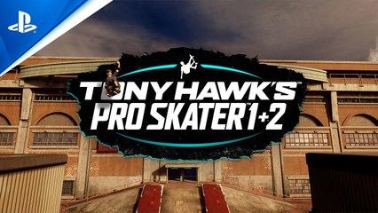 Tony Hawk's Pro Skater 1 and 2 - New Platform Trailer - PS5, PS4