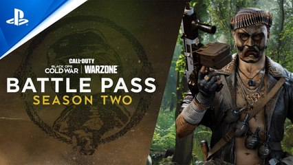 Call of Duty- Black Ops Cold War & Warzone - Season Two Battle Pass Trailer - PS5, PS4