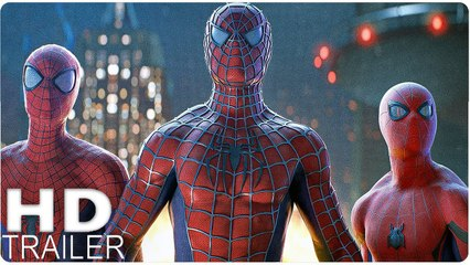 Spider-man- No Way Home Trailer Teaser (2021) Leaked