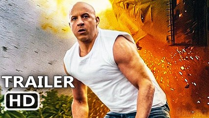FAST AND FURIOUS 9 Stunts Trailer (NEW 2021)