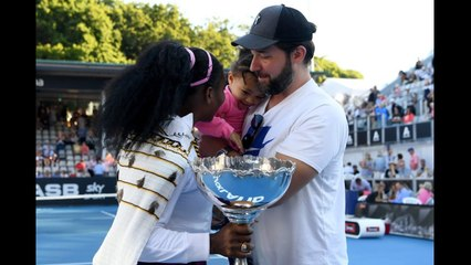15 Year Plan to Impress My Daughter Serena Williams' Husband Reveals What