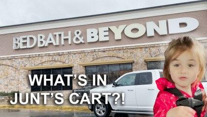 What's in Junt's Cart? - Bed Bath & Beyond