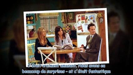 Friends - le teaser de Courteney Cox sur les retrouvailles émouvantes des acteurs de la série
