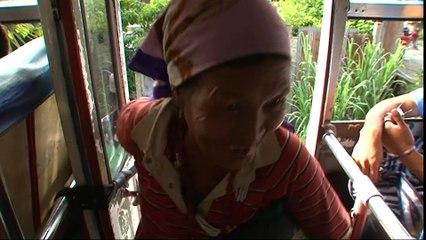 Les routes de l'impossible -Philippines : Quand la Montagne Gronde