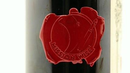 El vino del millón de dólares madurado en el espacio