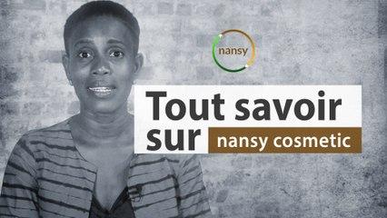 Angela vous parle de Nansy Cosmetic