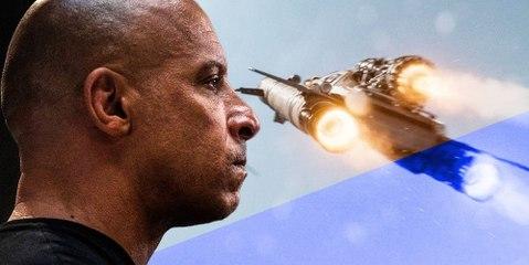 FAST & FURIOUS 9 Rocket Car Trailer (2021)