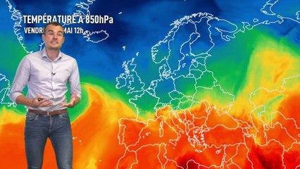 Illustration de l'actualité La météo de votre samedi 8 mai 2021