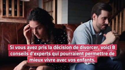 Comment aborder le sujet du divorce avec vos enfants ?