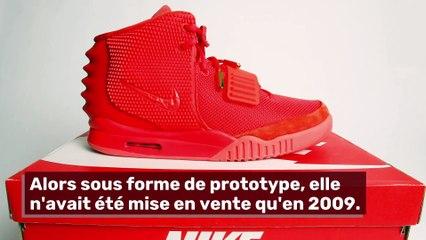 Une paire de Nike Air Yeezy 1 portée par Kanye West se vend à 1,8 millions de dollars