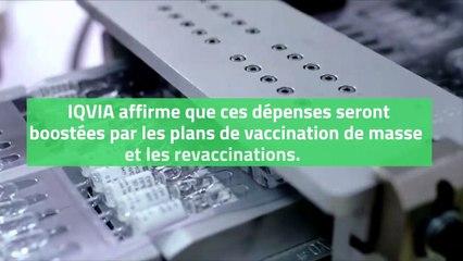 Le monde va investir 157 milliards de dollar pour le vaccin d'ici 2025