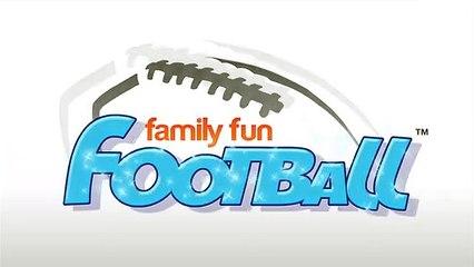 Family Fun Football Trailer